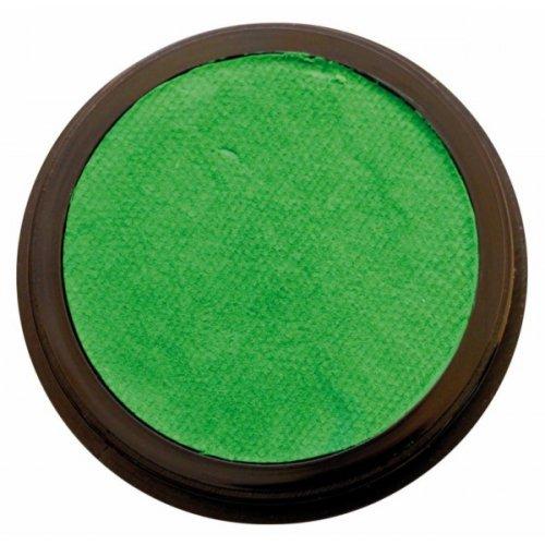 Barva na obličej 20 ml Merlin zelená