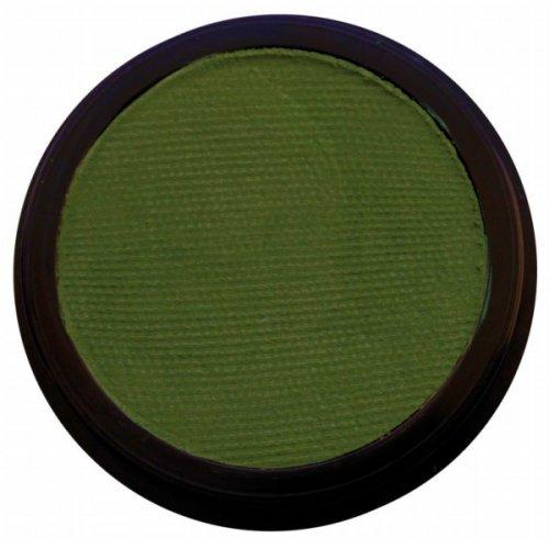 Barva na obličej 20 ml Tmavě zelená