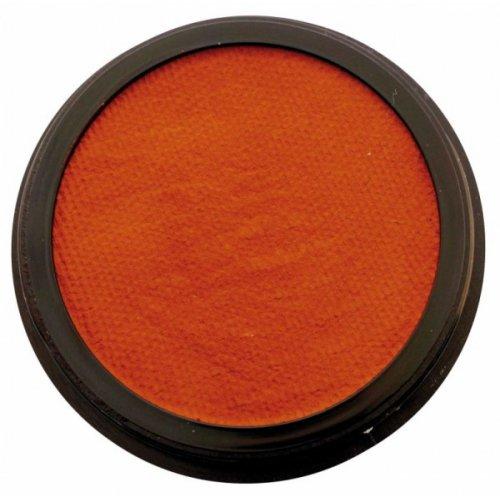 Barva na obličej 12 ml Zlatě oranžová