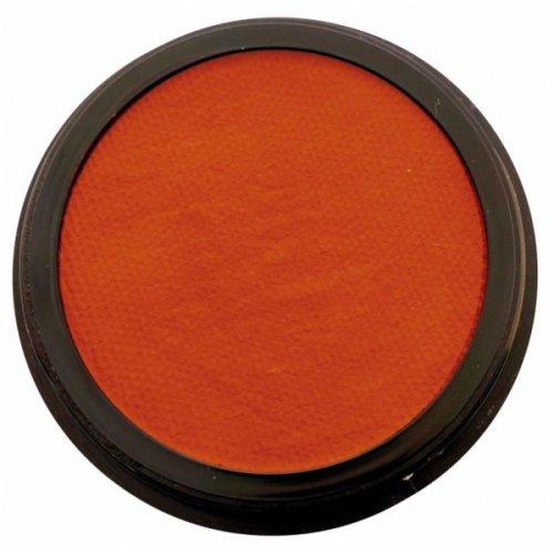 Barva na obličej 12 ml Tmavě oranžová