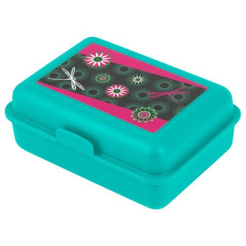 Box na svačinu Květiny