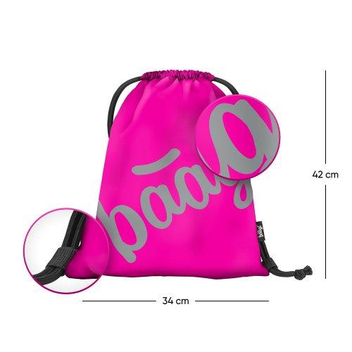 BAAGL Sáček Skate Pink - sacek-skate-pink-A-7268_2.jpg