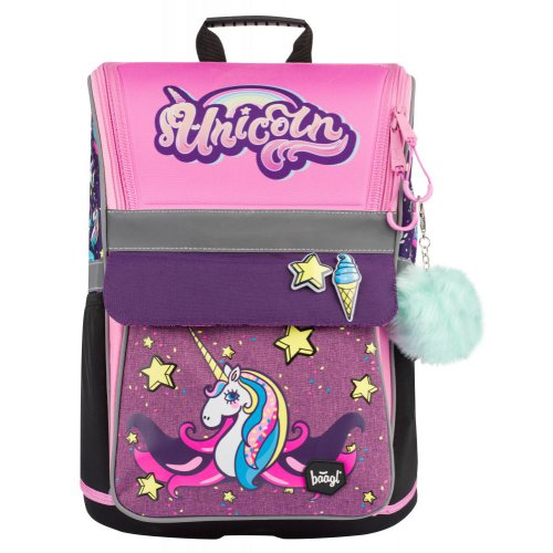 Školní aktovka Zippy Unicorn BAAGL