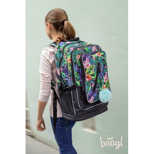 Školní batoh Cubic Tropical BAAGL - skolni-batoh-cubic-tropical-A-7212_11.jpg