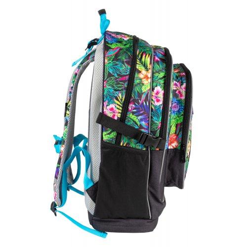 Školní batoh Cubic Tropical BAAGL - skolni-batoh-cubic-tropical-A-7212_3.jpg