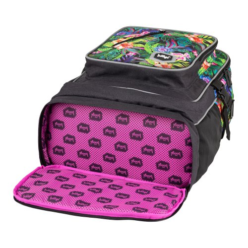 Školní batoh Cubic Tropical BAAGL - skolni-batoh-cubic-tropical-A-7212_7.jpg