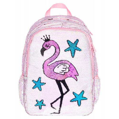 Školní batoh Fun Plameňák