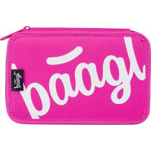 Školní penál dvoupatrový Logo BAAGL růžový - skolni-penal-dvoupatrovy-logo-ruzovy-A-7731_5.jpg