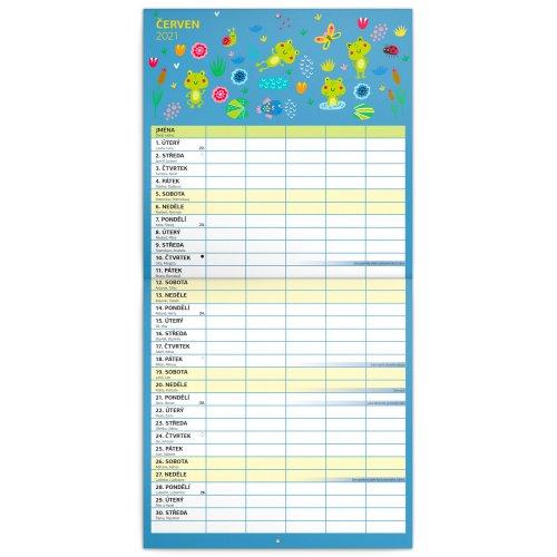 Rodinný plánovací kalendář 2021, 30 × 30 cm - rodinny-planovaci-kalendar-2021-30-x-30-cm-PGP-7884_2.jpg