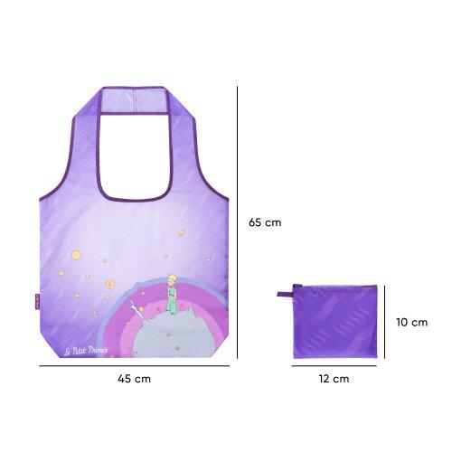 Skládací nákupní taška Malý princ - skladaci-nakupni-taska-maly-princ-A-8454_3.jpg