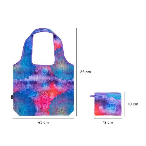 Skládací nákupní taška Mandala - skladaci-nakupni-taska-mandala-A-7486_3.jpg