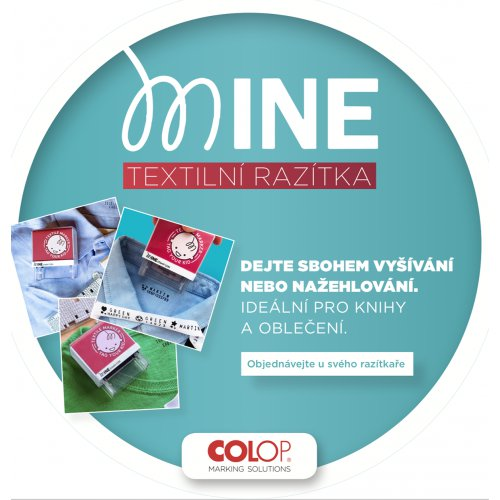 Samobarvící textilní razítko MINE - Razitko_Textile-Marker-SET_05.png