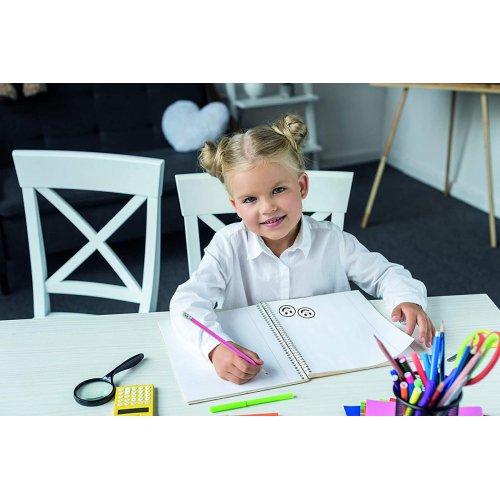 Sada kreativních razítek Little NIO TEACHER - 10 ks motivů - Little NIO_Img15.jpg