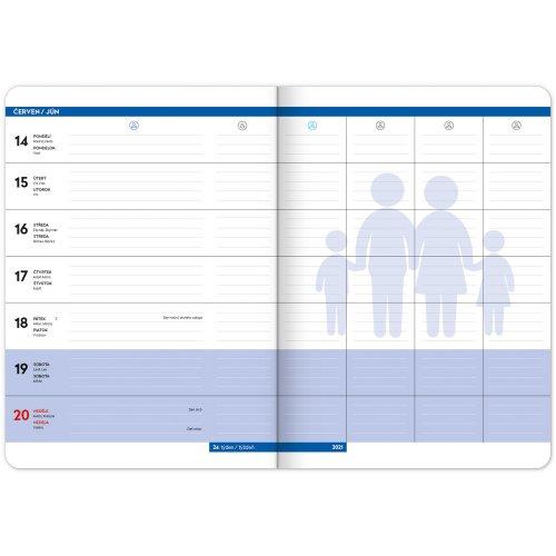 Rodinný diář – pomocník všech rodičů 2021, 15 × 21 cm - RODINNY-DIAR-POMOCNIK-VSECH-RODICU-2021-PGD-8380_1.JPG