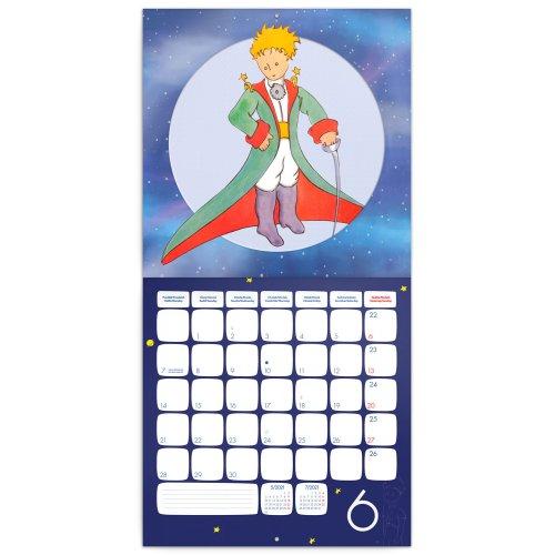 Poznámkový kalendář Malý princ 2021, 30 × 30 cm - poznamkovy-kalendar-maly-princ-2021-PGP-7871_2.jpg