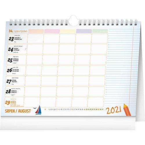 Týdenní rodinný plánovací kalendář s háčkem 2021, 30 × 21 cm - tydenni-rodinny-planovaci-kalendar-3.jpg