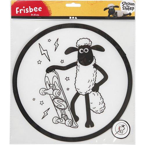 FRISBEE Ovečka Shaun k domalování - 474315_2.jpg