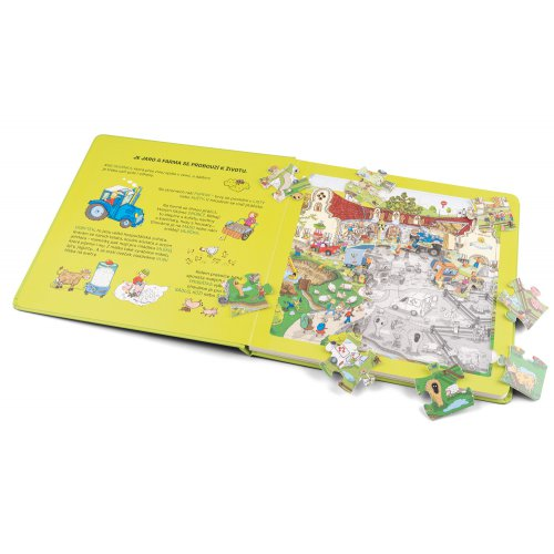 FARMA – Puzzle, omalovánky, kvízy - FARMA-PUZZLE-OMALOVANKY-KVIZY-2.JPG