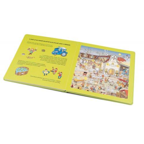 FARMA – Puzzle, omalovánky, kvízy - FARMA-PUZZLE-OMALOVANKY-KVIZY-3.JPG