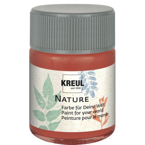 Přírodní barva KREUL NATURE 50 ml KORÁL