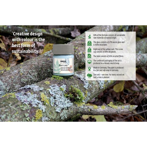 Přírodní barva KREUL NATURE 50 ml EUKALYPTUS - KREUL_Nature_Keyvisual_1_GB.jpg
