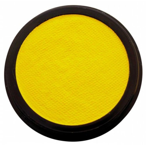 Barva na obličej 12 ml Pastelově žlutá