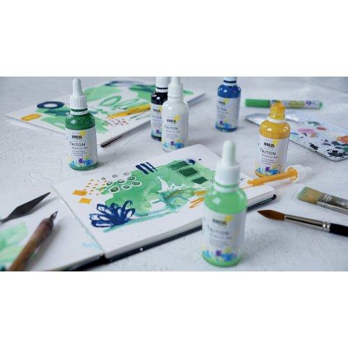 Sada akrylový inkoust TRITON KREUL 4 barvy ELEGANT ART - KREUL_TritonAcrylicInk_17_image.jpg