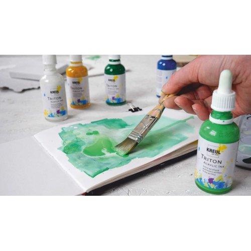 Sada akrylový inkoust TRITON KREUL 4 barvy ELEGANT ART - KREUL_TritonAcrylicInk_10_image.jpg