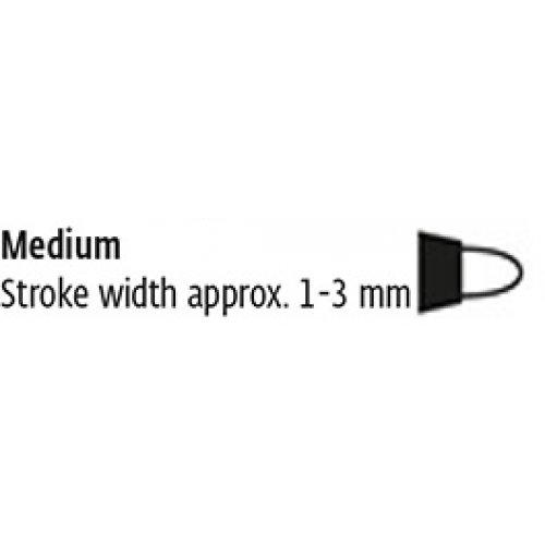 Sada hrotů akrylový fix TRITON KREUL medium 1-3 mm - Kreul_medium.png