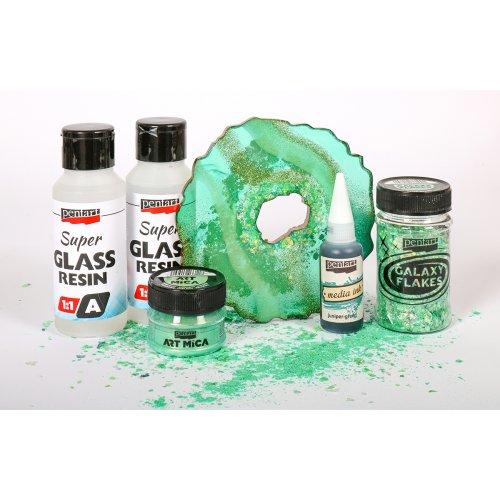 Pryskyřice SUPER GLASS PENTART dvousložková 40 ml - Super Glass Resin_img3.jpg