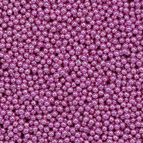 Korálky skleněné MICROBEADS PENTART RŮŽOVÁ - PE38989_barva.jpg