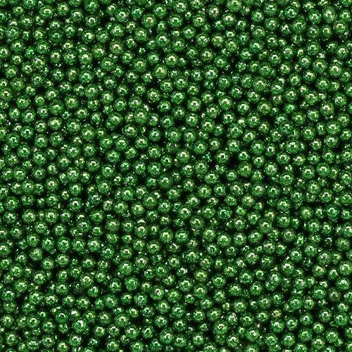 Korálky skleněné MICROBEADS PENTART ZELENÁ - PE38993_barva.jpg