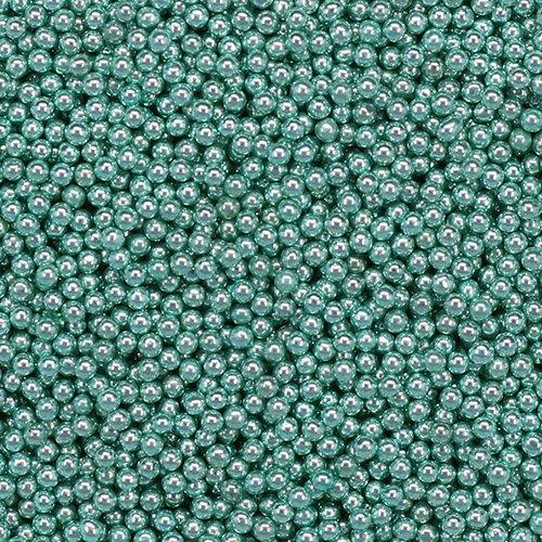 Korálky skleněné MICROBEADS PENTART MENTOLOVÁ - PE38994_barva.jpg