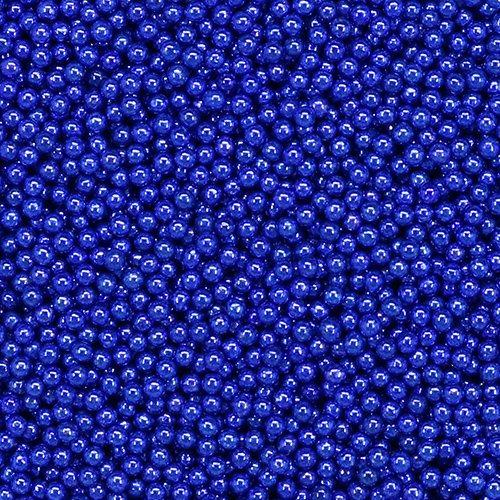 Korálky skleněné MICROBEADS PENTART MODRÁ - PE38995_barva.jpg