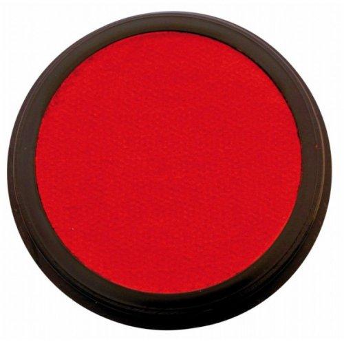 Barva na obličej 12 ml Perleťová Červená