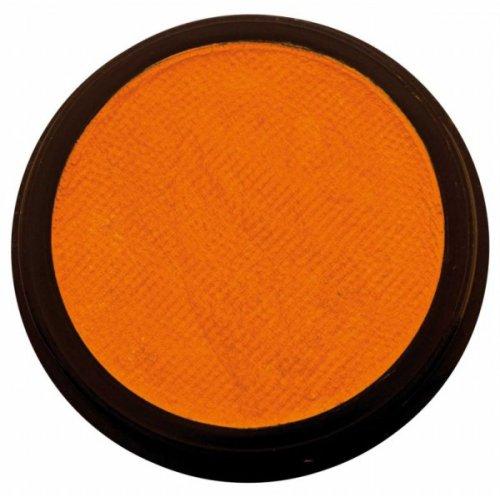 Barva na obličej 12ml Perleťová Oranžová