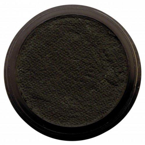 Barva na obličej 12 ml Perleťová Černá