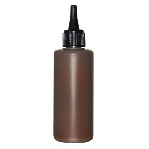 Airbrush-star barva 100 ml  - Hnědá