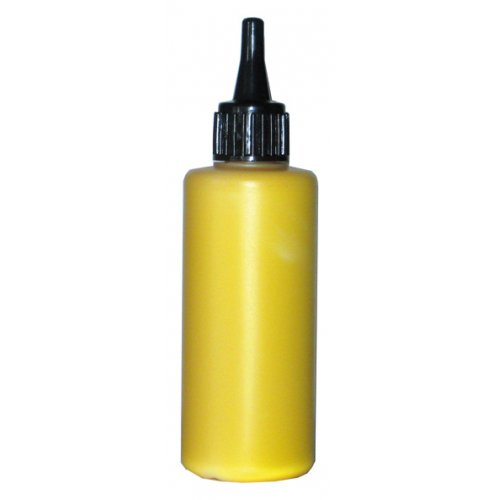 Airbrush-star barva 100 ml  - Žlutá