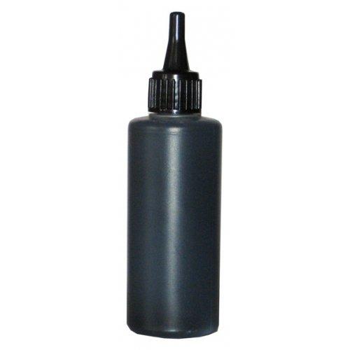 Airbrush-star barva 100 ml  - Černá