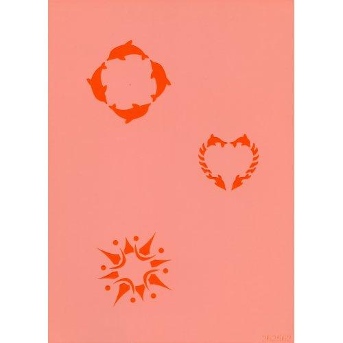 Šablony na airbrush (plast) - Midriff