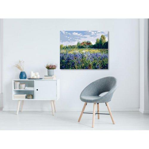 Malování podle čísel - DŮM NA VENKOVĚ 100x80 cm plátno na rámu - 2406231.png