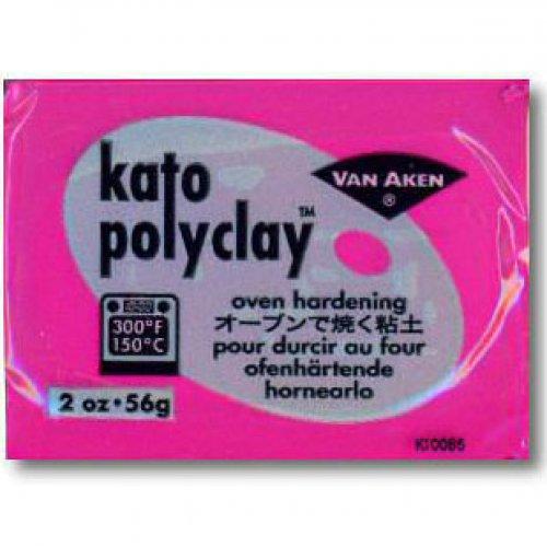 Kato Polyclay 56g - Magenta