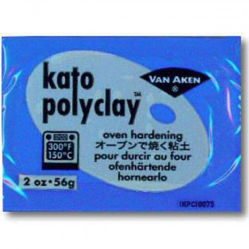 Kato Polyclay 56g - Modrá