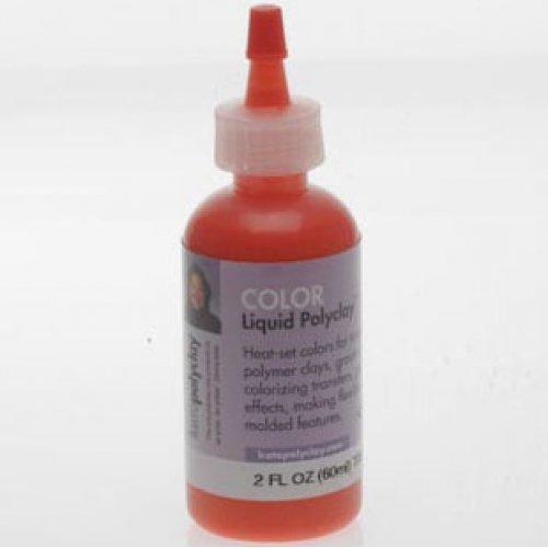 Kato Liquid Polyclay 60ml - Oranžová