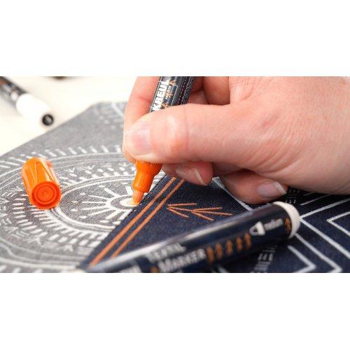 Fix na textil JAVANA KREUL OPAK fine ČERNÁ - 927_KREUL_TextilMarkerOpak_Kissen_2_RGB.jpg