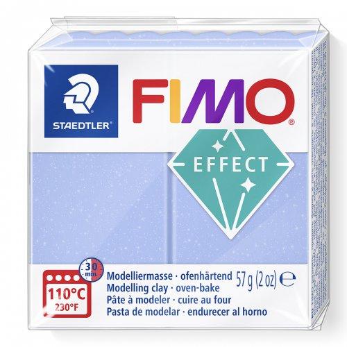 FIMO efekt modrý achát 57g
