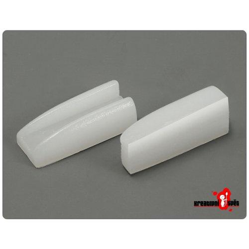 Náhradní nylonové ploché čelisti 2 ks pro ketlovací kleště č. 10