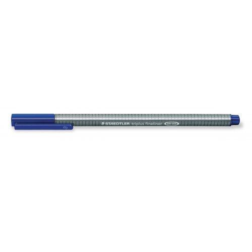 """Liner """"Triplus 334"""", modrá, 0,3mm, STAEDTLER"""