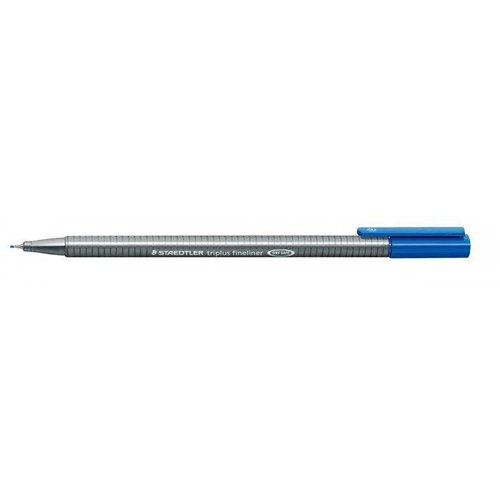 """Liner """"Triplus 334"""", azurová, 0,3mm, STAEDTLER"""